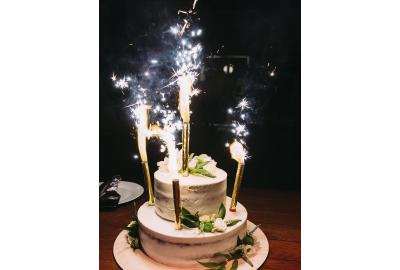 Что такое фонтан для торта?