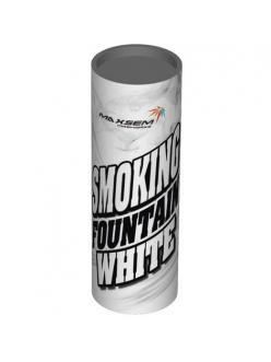 Цветной дым в Тюмени (Белый)