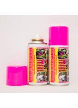 Меловая смываемая краска WATERPAINT розового цвета