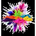Купить краски холи в Тюмени