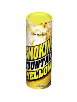 цветной дым в Тюмени (Желтый)