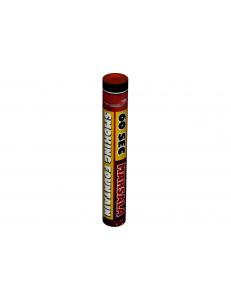 Цветной дым бордового цвета (60 сек)