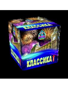 """Салют КЛАССИКА 1,2"""" дюйма (30 мм.) калибр 24 залпа"""