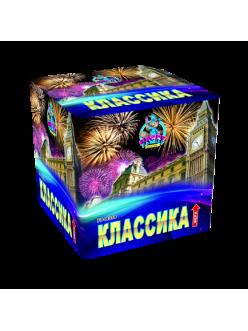 """Салют КЛАССИКА 1,2"""" дюйма (30 мм.) калибр 24 залпа в Тюмени"""